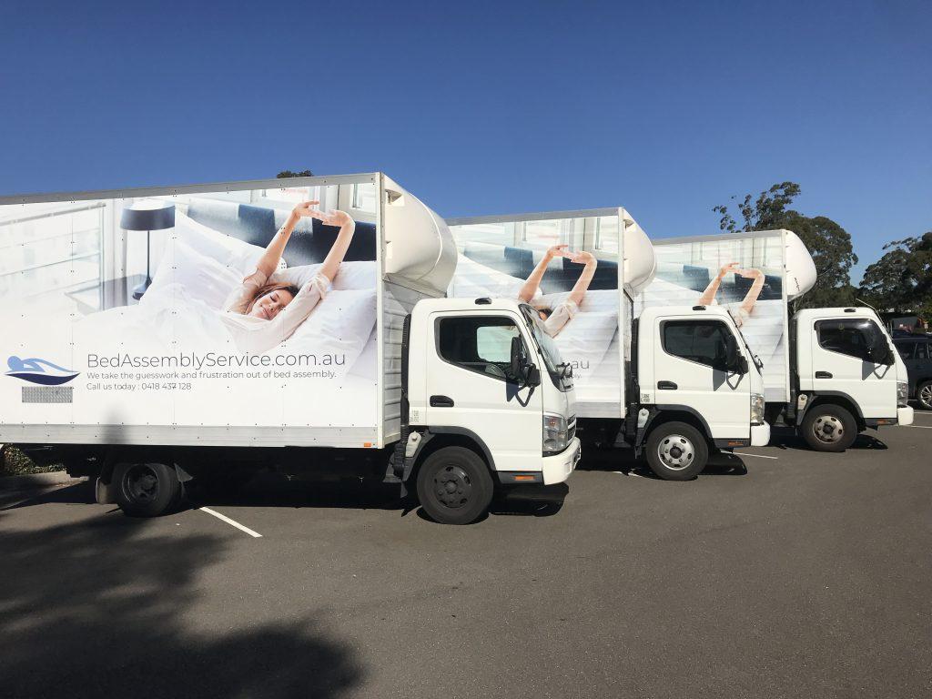 Bed Assembly Service Transport Fleet